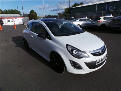 2014 VAUXHALL CORSA Limited Edition