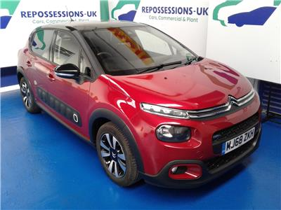 2018 CITROEN C3 PURETECH FLAIR