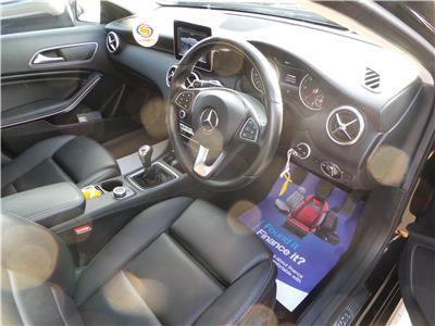 2015 Mercedes-Benz A Class A180 SE d 1461 Diesel Manual 6 Speed 5 Door Hatchback