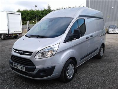 2015 Ford Transit 310 L1 Trend SWB 2198 Diesel Manual 6 Speed L.C.V.