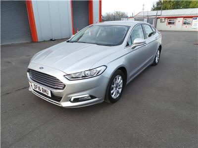 2016 Ford Mondeo Zetec Econetic TDCi 150 1997 Diesel Manual 6 Speed 5 Door Hatchback