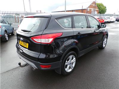 2013 FORD KUGA ZETEC TDCI 1997 DIESEL MANUAL 5 DOOR HATCHBACK