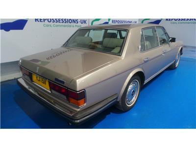 1991 Rolls-royce  Silver Spirit SPIRIT 11 V8 6750 Petrol Automatic 3 Speed 4 Door Saloon