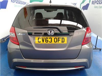 2013 Honda Jazz ES Plus i-VTEC 1339 Petrol Manual 5 Speed 5 Door Hatchback