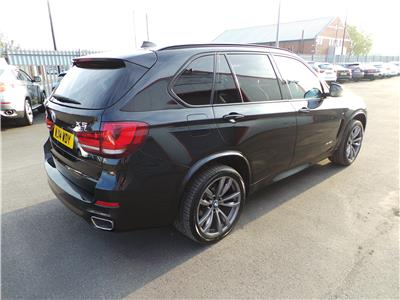2014 BMW X5 xDrive30d M Sport 4WD 2993 Diesel Automatic 8 Speed 5 Door 4x4