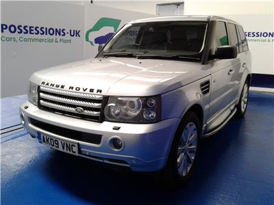 2009 Land Rover Range Rover Sport 2005 To 2009 HSE 3628 Diesel Automatic 6 Speed 5 Door Estate