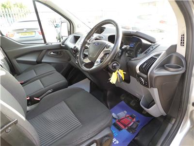 2015 Ford Transit 310 L1 Trend SWB 2198 Diesel Manual 6 Speed L.C.V.