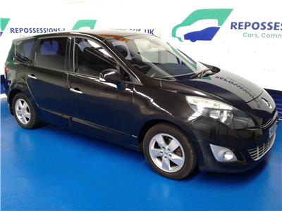 2010 Renault Grand Dynamique dCi 1870 Diesel Manual 6 Speed M.P.V.