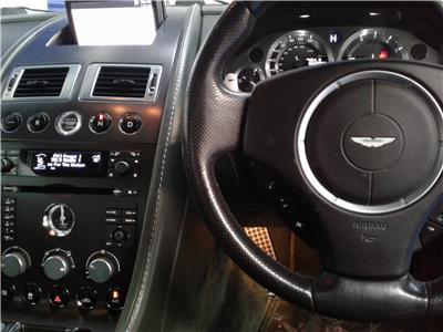 2007 Aston Martin Vantage V8 4282 Petrol Automatic 6 Speed 2 Door Saloon