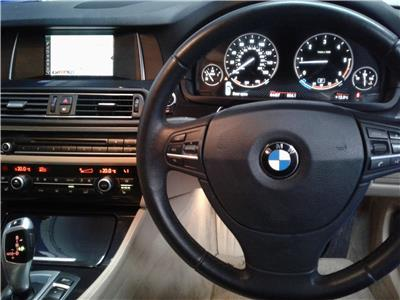 2014 BMW 5 Series 525d SE 1995 Diesel Automatic 8 Speed 5 Door Estate