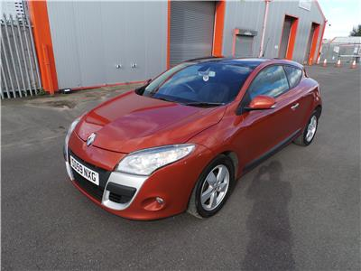 2009 Renault Megane Dynamique 1598 Petrol Manual 6 Speed 3 Door Hatchback