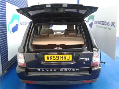 2009 Land Rover Range Rover Sport 2010 To 2013 HSE 2993 Diesel Automatic 6 Speed 5 Door Estate