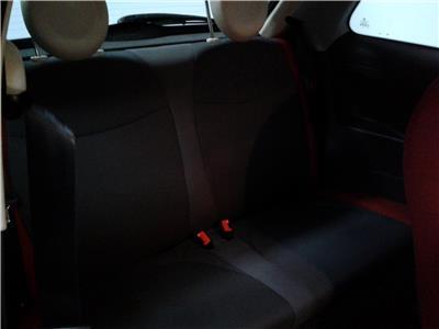 2014 FIAT 500 POP 1242 PETROL MANUAL 3 DOOR HATCHBACK