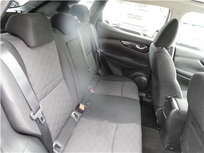 2015 Nissan Qashqai N-Tec+ DIG-T 1197 Petrol CVT 1 Speed 5 Door Hatchback