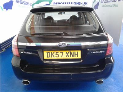 2008 Subaru Legacy RE 1994 Petrol Automatic 4 Speed 5 Door Estate