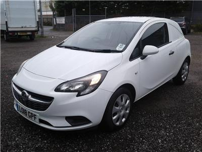 2018 Vauxhall Corsavan CDTI S/S 1248 Diesel Manual 5 Speed Van