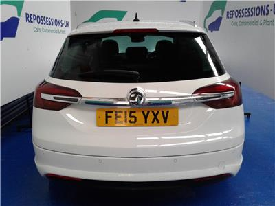 2015 Vauxhall Insignia Elite Nav CDTi ecoFlex 163 1956 Diesel Automatic 6 Speed 5 Door Estate