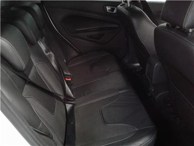 2015 Ford Fiesta Titanium X TDCi 1560 Diesel Manual 5 Speed 5 Door Hatchback