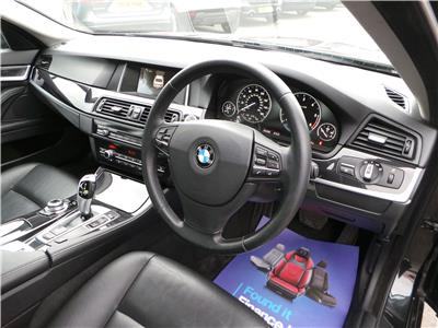2014 BMW 5 Series 520d SE 1995 Diesel Automatic 8 Speed 4 Door Saloon