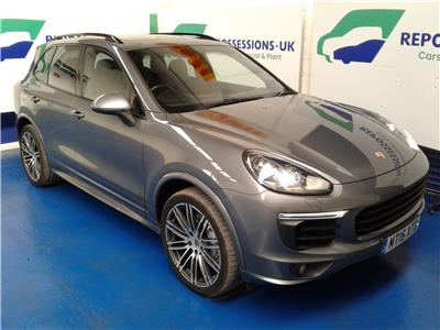 2015 PORSCHE CAYENNE D V8 S TIPTRONIC S 4134 DIESEL AUTOMATIC 5 DOOR ESTATE
