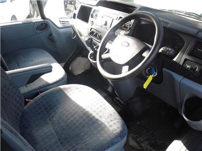 2012 Ford Transit 350 C/CAB 155 LWB 2198 Diesel Manual 6 Speed Chassis Cab