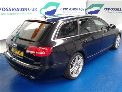 2011 Audi A6 S Line Special Edition TDi 1968 Diesel Manual 6 Speed 5 Door Estate