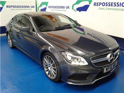 2016 MERCEDES CLS CLS220 D AMG LINE 2143 DIESEL AUTOMATIC 7 Speed 4 DOOR COUPE