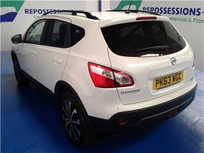 2013 NISSAN QASHQAI DCI 360 IS 1598 DIESEL MANUAL 5 DOOR HATCHBACK
