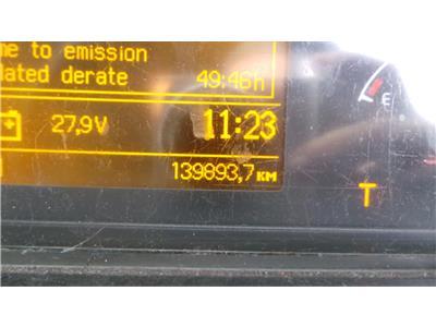 2008 Dennis  REFUSE WAGON W2629 VRJ CRC E5 7142 L.C.V.