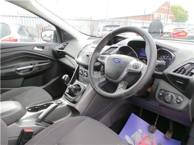 2013 Ford Kuga Zetec TDCi 4WD 1997 Diesel Manual 6 Speed 5 Door Estate