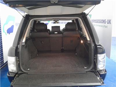 2007 LAND ROVER MK3 (LM) 2002 TO 2012 TDV8 VOGUE 3628 DIESEL AUTOMATIC 5 DOOR ESTATE