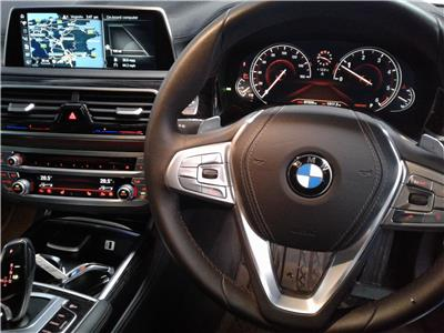 2017 BMW 7 SERIES 730D XDRIVE M SPORT 2993 DIESEL AUTOMATIC 4 DOOR SALOON