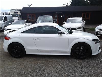 2014 Audi TT RS Plus 2480 Petrol Automatic 7 Speed 2 Door Coupe