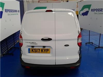 2017 FORD TRANSIT COURIER BASE TDCI 1499 DIESEL MANUAL PANEL VAN