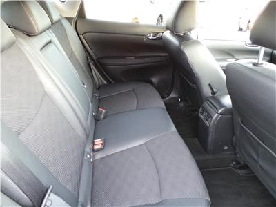 2016 Nissan Pulsar N-Connecta dCi 1461 Diesel Manual 6 Speed 5 Door Hatchback