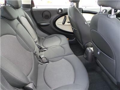 2011 MINI Countryman Cooper D 1995 Diesel Automatic 6 Speed 5 Door Hatchback