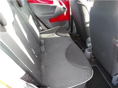2011 Peugeot 107 Urban 998 Petrol Manual 5 Speed 5 Door Hatchback