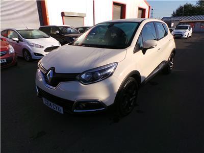 2014 Renault Captur Dynamique MediaNav Energy TCe  898 Petrol Manual 5 Speed 5 Door Hatchback