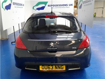2013 Peugeot 308 Active Navigation Version HDi  1560 Diesel Manual 5 Speed 5 Door Hatchback
