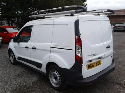 2017 Ford TRANSIT CONNECT 200 L1 Base TDCi 1499 Diesel Manual 5 Speed Van L/Side
