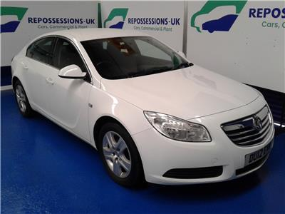 2012 Vauxhall Insignia Exclusiv Nav CDTi 1956 Diesel Manual 6 Speed 5 Door Hatchback