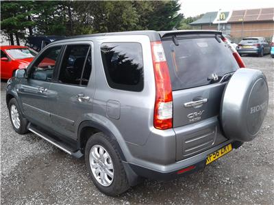2007 Honda CR-V Sport CDTi 2204 Diesel Manual 6 Speed 5 Door Estate