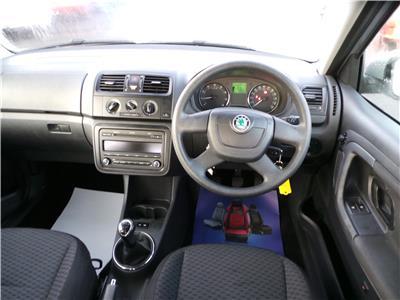 2011 Skoda Fabia SE 1198 Petrol Manual 5 Speed 5 Door Hatchback