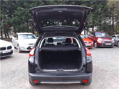 2013 Peugeot 2008 Allure VTi 82 1199 Petrol Manual 5 Speed 5 Door Hatchback