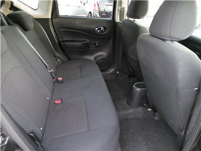 2016 Nissan Note Acenta 1198 Petrol Manual 5 Speed 5 Door Hatchback