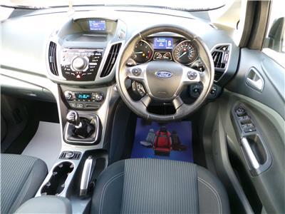2013 Ford Grand Titanium 1560 Diesel Manual 6 Speed M.P.V.
