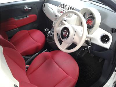 2010 Fiat 500 Pop 1242 Petrol Manual 5 Speed 3 Door Hatchback