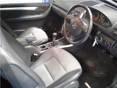 2005 Mercedes-Benz A Class 170 Avantgarde SE 1699 Petrol Manual 5 Speed 3 Door Hatchback