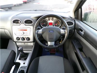 2009 Ford Focus Zetec S 1596 Petrol Manual 5 Speed 5 Door Hatchback