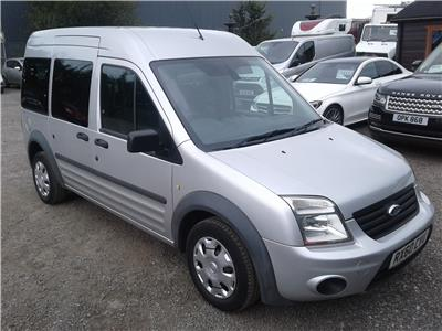 2011 Ford TOURNEO CONNECT Trend 1753 Diesel Manual 5 Speed M.P.V.